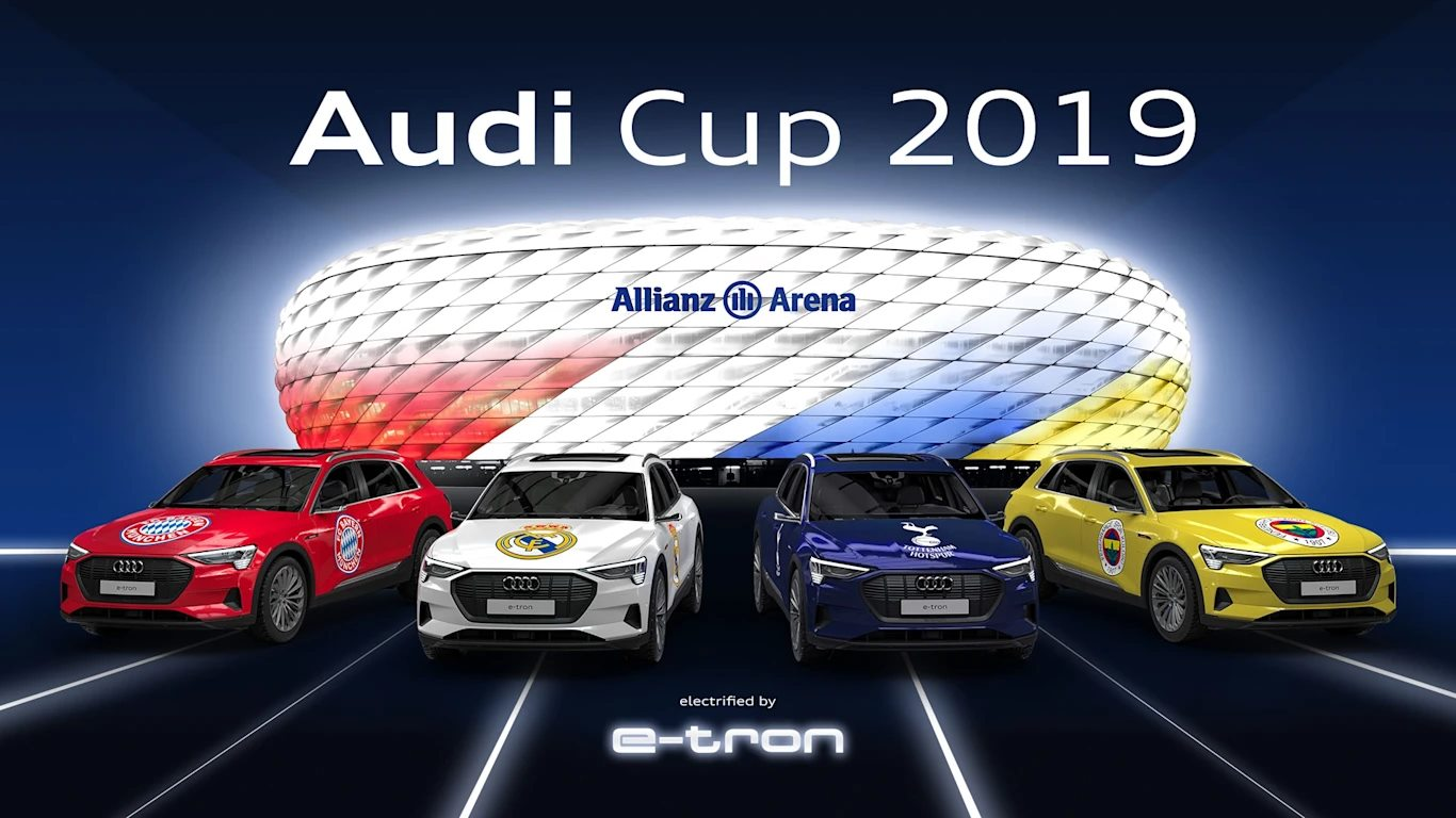 De Audi Cup 2019